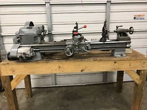 South Bend 10k Metal Lathe Taper Attachment Tooling Excellent