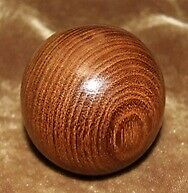 Wooden Shift Knob Material Enju 12x1 25mm Diameter 51 L 49mm Shipping Included