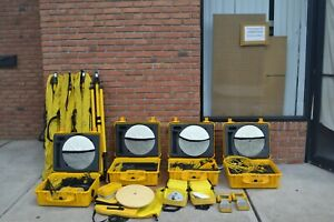 Lot Of Trimble 5700 Gps Receivers With Accessories