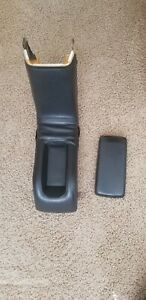 Honda Prelude 92 96 Leather Seat Divider And Arm Rest Combo Rare Oem Jdm