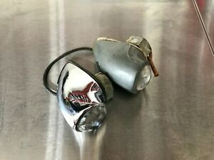 Vintage Arrow Turn Signal Marker Lights For A Rat Rod Scta Trog Model A Ford