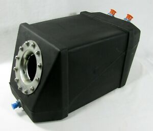 Drag Racing Fuel Cell W Safety Foam 4 Gallon Race Gas Tank Bladder