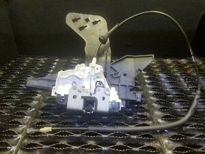 14 2014 Dodge Caravan Front Right Passenger Door Lock Latch Actuator Oem 109