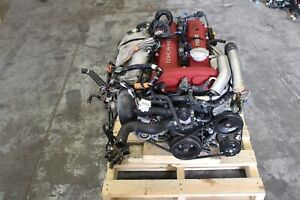 2005 05 Mazda Miata Speed Mx 5 Turbo Oem Complete Engine Longblock 108k 630
