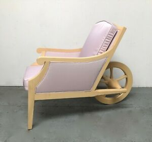 Rare Philippe Starck Wheelbarrow Lounge Chair From Clift Hotel