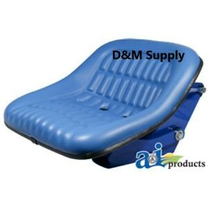 Tractor Seat To Fit Ford New Holland 2000 3000 4000 4600 2100 2600 500 4100