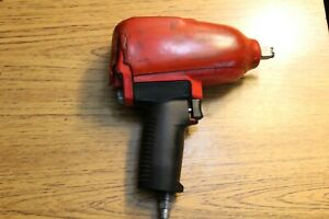 Snap On Mg725 1 2 Drive Heavy Duty Impact Wrench Red