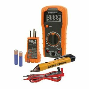 Klein Tools 69149 Electrical Test Kit Mm300 Multimeter