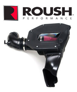 2018 2020 Ford Mustang Gt 5 0l V8 Engine Cold Air Intake Kit Roush 422086