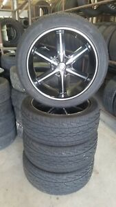 22 Inch Rims And Tires