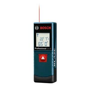 Distance Digital Electronic Tape Laser Measure Measuring Tool Glm 20 X Bosch New