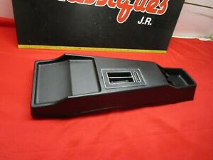 1968 Amc Javelin And Amx Automatic Console Floor Shift Car Center Console