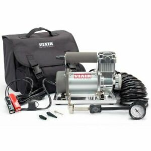 New Viair 300p Portable 12v 33 Percent Duty 150 Psi Compressor Kit For 33 Tires