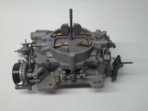 1959 59 1969 60 Cadillac Carburetor Rebuilt Carter Core Deposit Required J
