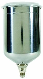 Devilbiss 702576 900cc Aluminum Gravity Feed Cup Fits All Tekna Guns