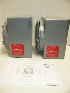 Killark Grk Hubbell Enclosure Outlet Box For Hazardous Locations New 2 avail