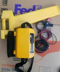 3m Dynatel 2273m Cable Pipe Fault Locator 2273 And Clamp