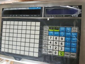 Cas Cl5000h Label Printing Hanging Scale