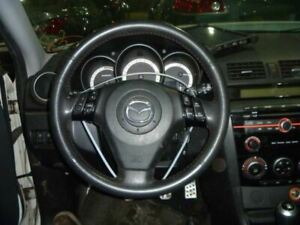 2009 Mazda Speed3 Steering Wheel
