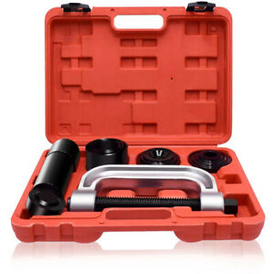 4 In 1 C Frame Ball Joint Press For Truck 2wd 4wd Brake Removal Server Tool Kit