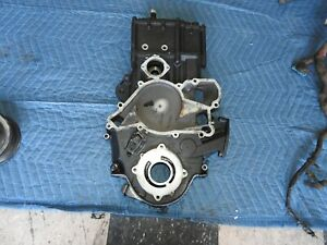 High Pressure Oil Pump Reservoir Hpop 97 03 Ford F350 7 3l Front Cover Attached