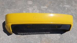 03 Ford Focus Svt Yellow Rear Bumper Cover