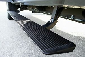 Amp Research Powerstep Electric Running Boards For 00 06 Chevrolet Gmc Cadillac
