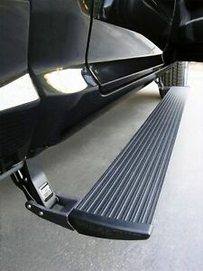 Amp Powerstep Electric Running Boards Plug N Play System For 18 20 Ram 2500 3500