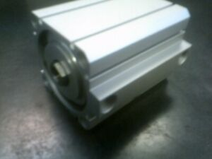 Smc Ncdq8b250 200 Pneumatic Air Cylinder Double Acting Compact 3 4 Ram 2 Stroke