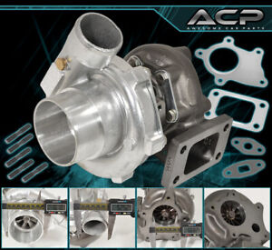 T3 t4 Turbo Charger 57 A r Compressor Turbine 400 Hp 5 Bolt Flange Dc2 Dc5 Ap1