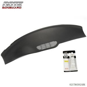 Molded Dash Cover Cap Skin For 1997 1998 1999 2000 2001 2002 Firebird Camaro