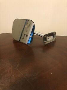 Vintage Dodge Mopar Truck Drivers Side Mirror Lh 3498611