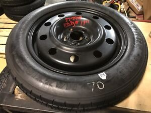 2007 Thru 2014 Ford Edge Spare Tire Wheel Donut 17 165 80 17