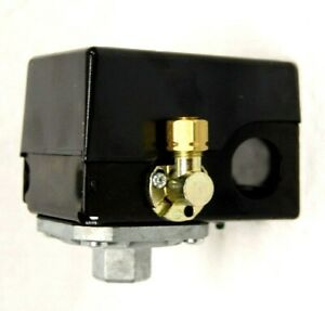 54372834 Ingersoll Rand Ss5l5 Pressure Switch 95 125 Psi Air Compressor Part