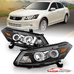 ccfl Halo for 2008 2009 2010 2011 2012 Honda Accord Coupe Projector Headlights