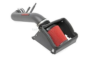 2015 2020 Ford F 150 5 0l V8 Rough Country Cold Air Intake System 10555