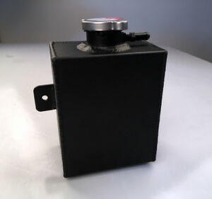1 2l Universal Aluminum Coolant Radiator Overflow Recovery Tank Water