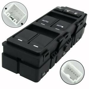 Front Left Power Window Master Control Switch For Chrysler Dodge Jeep