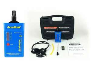 Superior Accutrak Vpe Ultrasonic Leak Detector Authorized Dist We Export