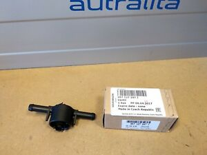 New Genuine Oem Vw Fuel Filter Valve 057127247j