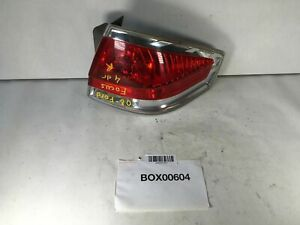 2008 Ford Focus 2 0l Rear Right Passenger Side Tail Light Stop Brake Lamp Oem
