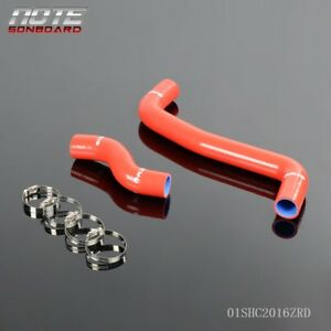 Silicone Radiator Hose Kit For 95 00 Toyota Corolla Levin Ae101g Ae111 4a Ge