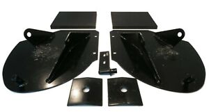 Open Box Snow Plow Pro wing Universal Blade Extensions For Buyers S a m Pw22
