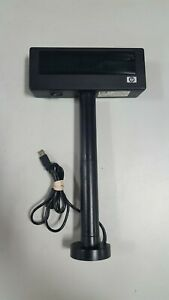 Hp Ld220 h Pos Register Customer Display With Usb And Pole