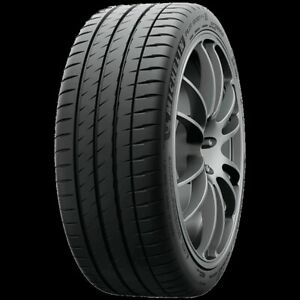 1 New Michelin Pilot Sport 4s 245 35zr18 Tires 92y 245 35 18