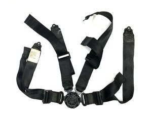 4 Point Restraint System Seat Belt For Military Vehicle