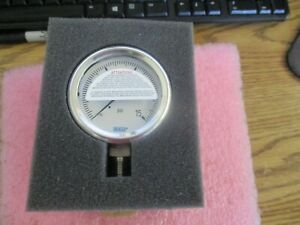 Wika Type 232 53 2 5 Pressure Gauge Pn 9768734 New Old Stock