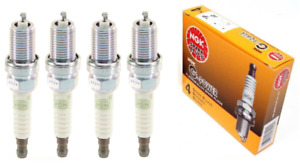 Ngk Platinum Spark Plugs Set Of 4 For 1996 2007 Honda Accord 2 4l 2 2l L4