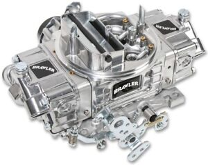 Holley Quick Fuel Brawler Carburetor 650 Cfm 4150 4 Barrel electric Choke mechan
