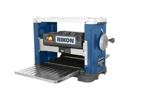 Rikon 25 130h 13 In Portable Planer With Helical Style Cutter Head